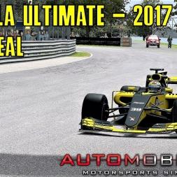 NEW FORMULA ULTIMATE 2017 Spec F1 Car - Montreal - Automobilista (Beta)