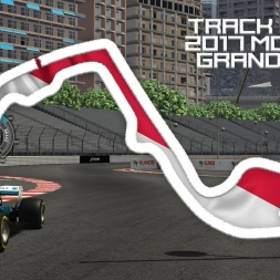 F1 2017 Monaco Grand Prix | Virtual Circuit Guide | Monte Carlo | ACFL 2017