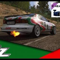 Toyota Celica ST185 WRC / SS1 Tajo #AssettoCorsa