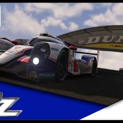 Toyota TS040 Hybrid / Circuit des 24h du Mans #AssettoCorsa