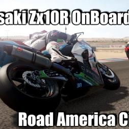 RIDE 2 - Road America Circuit - Amazing Kawasaki ZX10r OnBoard !