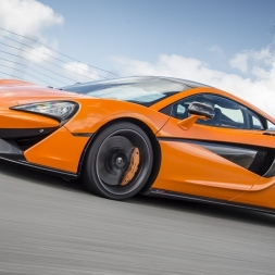 Assetto Online: McLaren 570S on the Nordschleife!