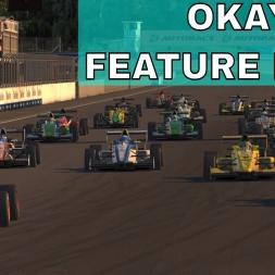 iRacing AOR Formula Renault - Okayama Feature Race