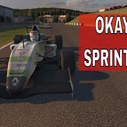 iRacing AOR Formula Renault - Okayama Sprint Race