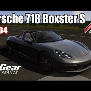 ASSETTO CORSA : Porsche 718 Boxster S: TOP GEAR FRANCE