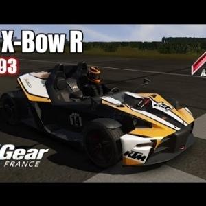ASSETTO CORSA : KTM X-Bow R : TOP GEAR FRANCE