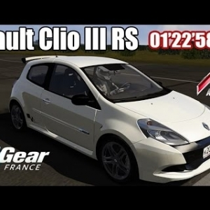 ASSETTO CORSA : Renault Clio III RS : TOP GEAR FRANCE