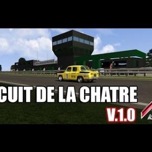 ASSETTO CORSA : CIRCUIT DE LA CHATRE V.1.0