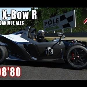 ASSETTO CORSA : KTM X-Bow R : POLE MECANIQUE ALES