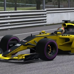 Automobilista Formula Ultimate @ Montreal GP Formula 1 2017 TV Cams
