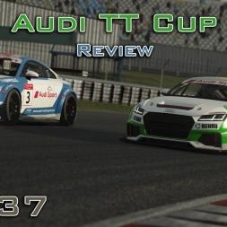 Assetto Corsa Gameplay | Audi TT Cup Race! (Ready 2 Race DLC) | Episode 137