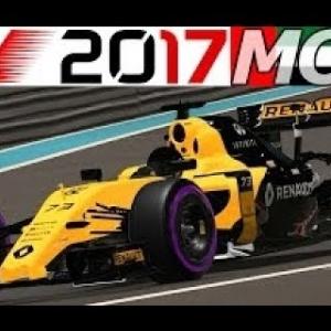 F1 2017 MOD - Montecarlo Gran Prix - 20 Laps - Onboard Red Bull HD