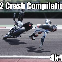 Ride 2 - Fail Crash Compilation NEW 4k