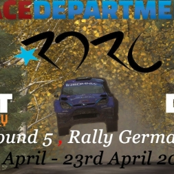Race Department , RDRC S8 Round 5, Germany, 2010 Ford Fiesta ,  Drivers POV + Man Gears !!