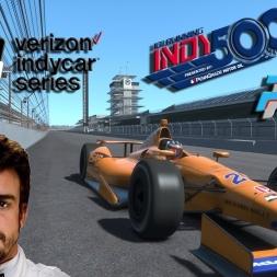 rFactor 2 * Indy 500 * Dallara DW12