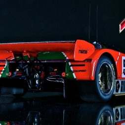 Assetto Rally: Mazda 787B at Semetin!