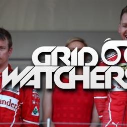 OVERCUT OF CHAMPIONS - GRID WATCHERS PODCAST#8