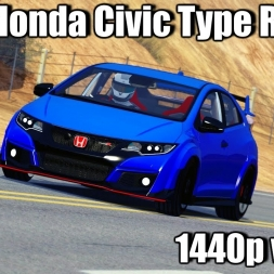 Assetto Corsa - 2015 Honda Civic Type R Car mod - gbW Graphics
