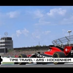 Time travel at Hockenheim - Automobilista