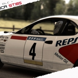 ASSETTO CORSA - Toyota Celica ST185 Rally - Ready to Race DLC