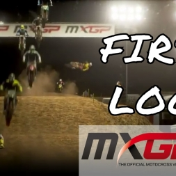 My first race on MXGP3
