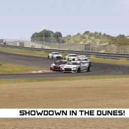 Showdown in the dunes! Audi TT Cup at Zandvoort