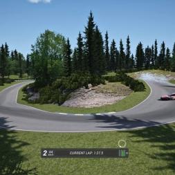 Assetto Corsa - Drifting @Ahvenisto w/Toyota Supra MKIV Drift