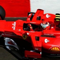 Assetto Corsa Ferrari SF70H @ Monaco