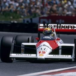 Assetto Corsa Mclaren MP4/4 @ Monaco 1988