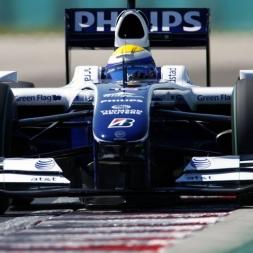 Assetto Corsa Williams FW31 @ Monza