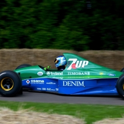 Assetto Corsa Jordan 191 @ Spa Francorchamps
