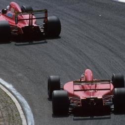 Assetto Corsa Ferrari 641/2 @ mugello