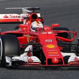 Assetto Corsa Ferrari SF70H @ China