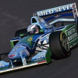 Assetto Corsa Benetton B194 @ Mugello