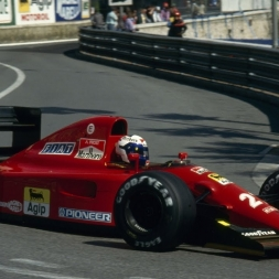 Assetto Corsa Ferrari 642 @ Adelaide
