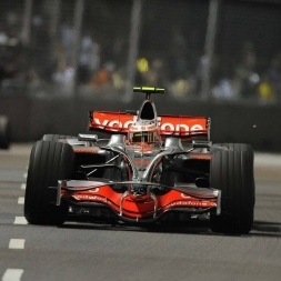 Assetto Corsa Mclaren MP4-23 @ Silverstone