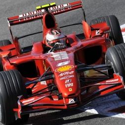 Assetto Corsa Ferrari F2007 @ Spa Francorchamps