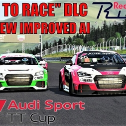 RACEABLE AI! - V1.14 - Audi TT Cup at Red Bull Ring - Assetto Corsa
