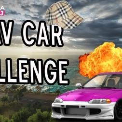 BEST CHAV CHALLENGE + HOT WHEELS - FORZA HORIZON 3