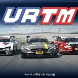 RaceRoom VRTM Season 3   Round 9 Hockenheimring Test Race