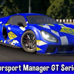 TwinPlays Motorsport Manager GT Series - #14 Judgement Day