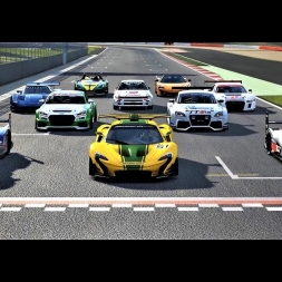 "Assetto Corsa - ""READY TO RACE"" DLC and Update v1.14 Trailer"