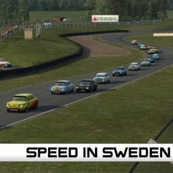 Speed in Sweden / NUS TTS @ Falkenberg