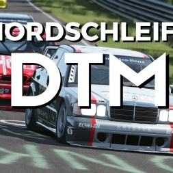 Nurburgring Endurance DTM - Assetto Corsa