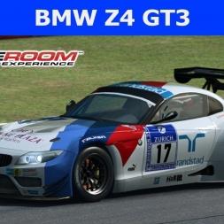 BMW Z4 GT3 at Zolder (PT-BR)