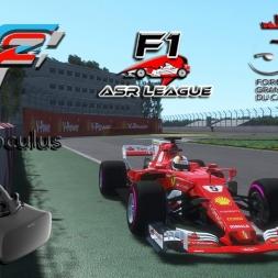 rFactor 2 VR * F1 ASR 2017 * Canadian GP [DX11] [download]
