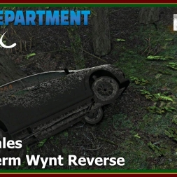 Dirt Rally - RDRC 08 - Rally Wales - SS11 Fferm Wynt Reverse