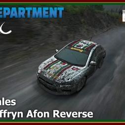 Dirt Rally - RDRC 08 - Rally Wales - SS12 Dyffryn Afon Reverse
