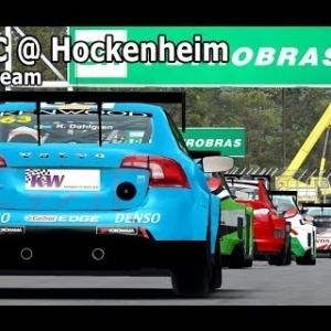 WTCC mod @ Hockenheim