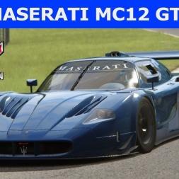 Maserati MC12 GT1 at Monza 1966 (PT-BR)